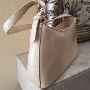 Handbags - Small Beige Hand Bag